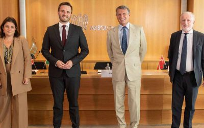 Green transition e Pnrr, Assolombarda incontra una delegazione della Danimarca