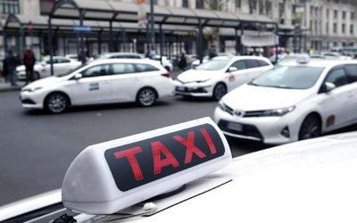 Bonus Taxi e NCC a Milano, con i Tasso Taxi di Confartigianato paghi la corsa a metà
