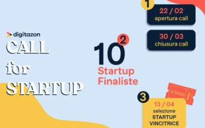 "Call for startup, parte la ""Digitazon Pitch Competition"""