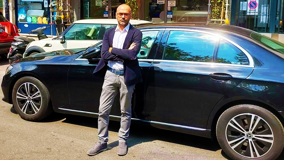 ClassDrive noleggio con conducente a Milano