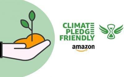 Climate Pledge Friendly di Amazon, più di 100.000 prodotti in Europa