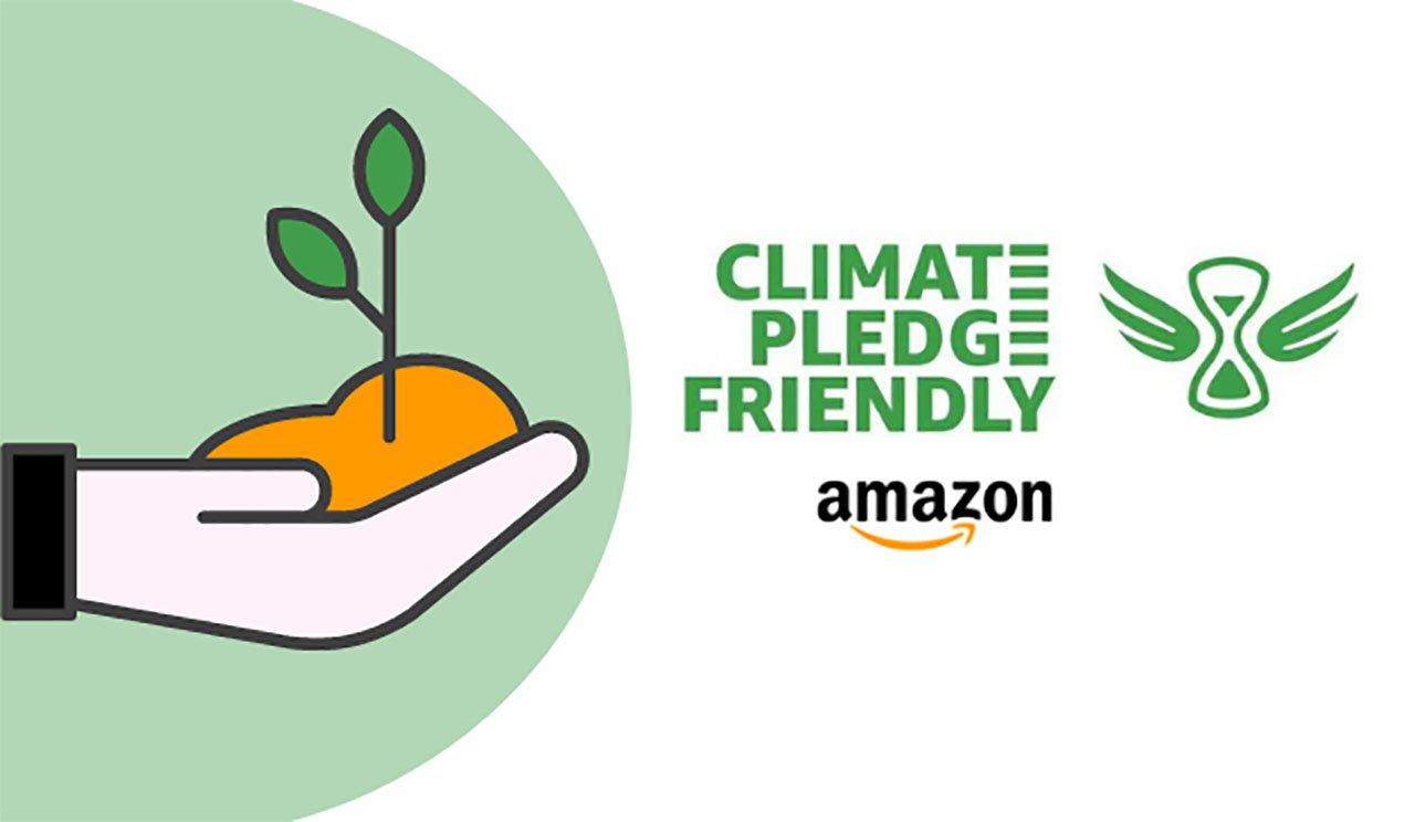 Climate Pledge Friendly Amazon