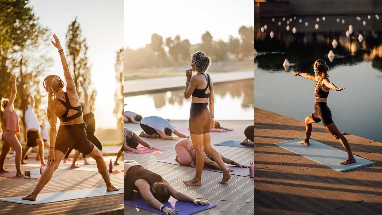 Come e perché praticare yoga al rientro a Settembre