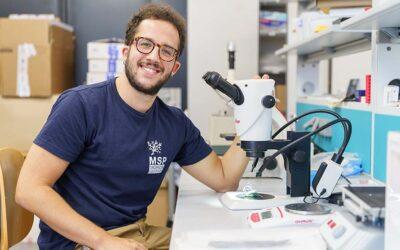 Davide Maggioni, ricercatore di Milano-Bicocca, vince il premio Linceo per la Zoologia
