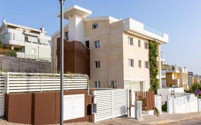 Pietra Solare: il primo edificio green in Basilicata, a impatto zero, con giardino verticale