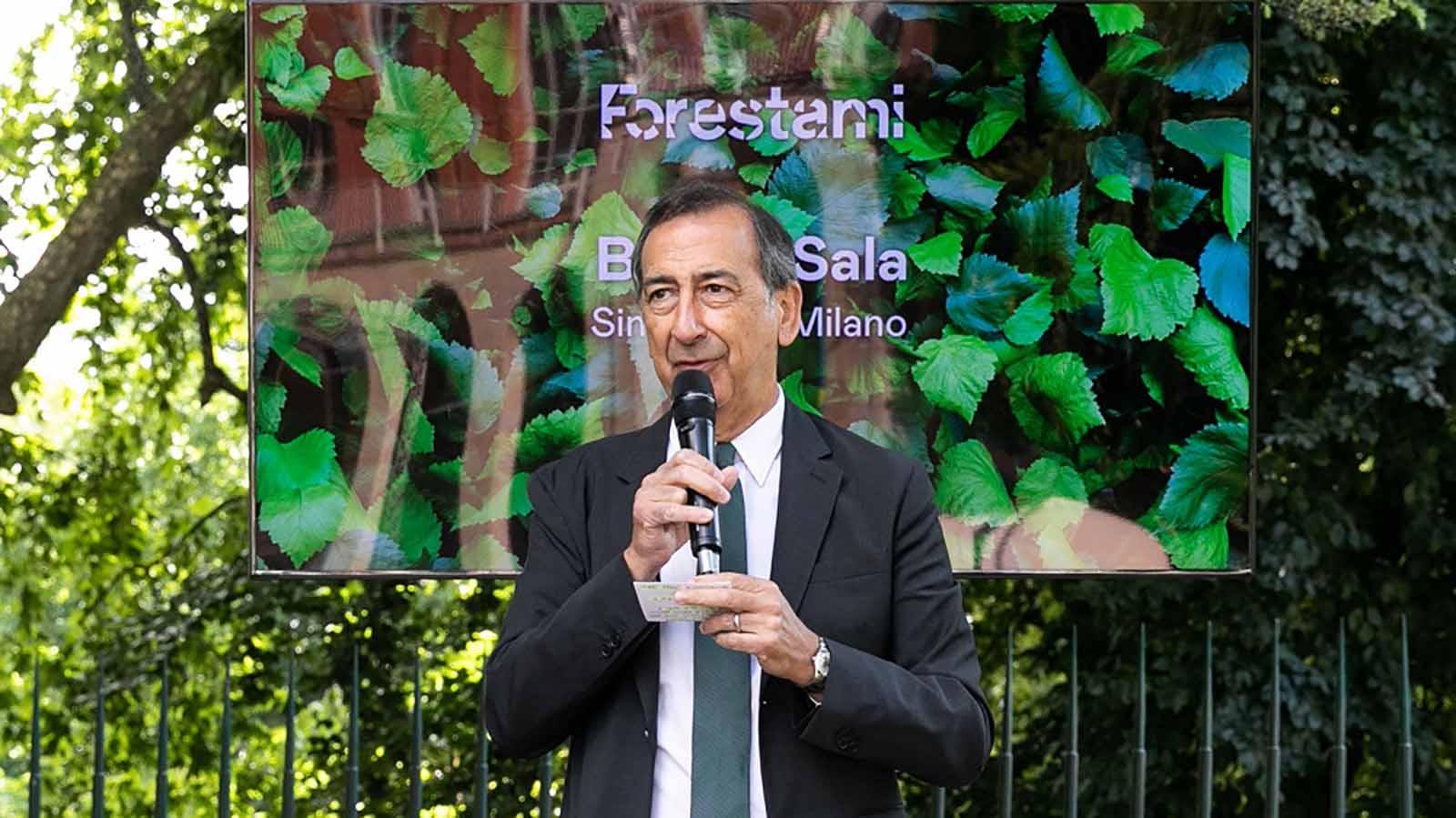 Forestami, traguardo dei 300.000 alberi piantati. Milano all'avanguardia in Italia e in Europa