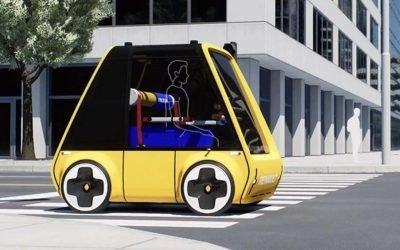 Höga, l'auto elettrica che si assembla a casa come i mobili Ikea. Il progetto di un giovane designer