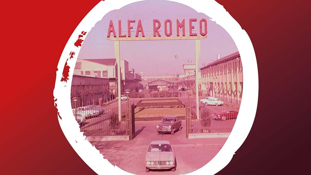 IL CENTRO di Arese, fino a novembre si celebrano i 110 anni di Alfa Romeo