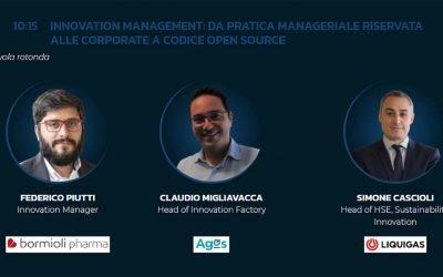 Innovation Management Forum, al via il 16 giugno la prima edizione