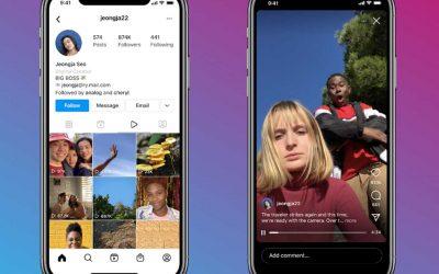 Creare video su Instagram diventa ancora più semplice