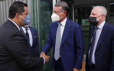 Internazionalizzazione, Assolombarda riceve la delegazione dello Stato messicano del Guanajuato