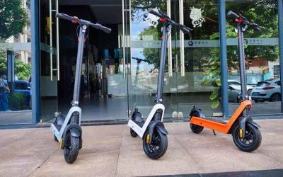 X-Technology ha lanciato il nuovo modello 2021 di e-scooter Komeet X9
