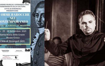 Le orme barocche di Leonardo Vinci nel contemporaneo, dal 24 al 26 settembre a Strongoli