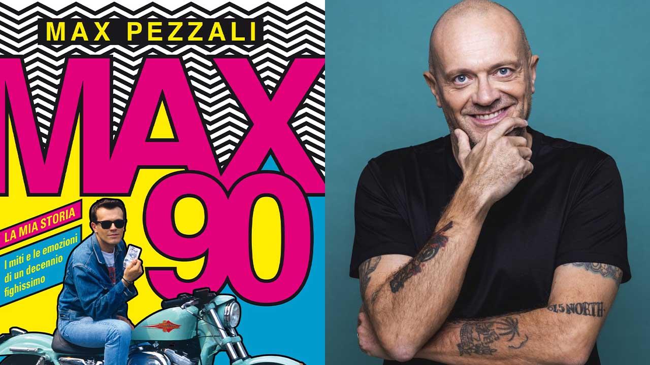 Triennale Estate: Presentazione del libro Max90 di Max Pezzali. Storia, miti ed emozioni
