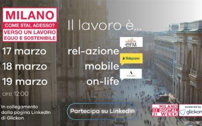 Milano come stai, adesso? 3 eventi e un sondaggio in occasione della Milano Digital Week
