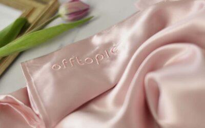 Offtopic, nasce la prima startup italiana che vende prodotti in seta naturale al 100%