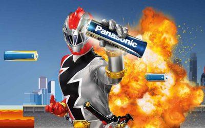 Panasonic, gioca a Power Up e vinci un posto al POWER RANGERS Karate Boot Camp