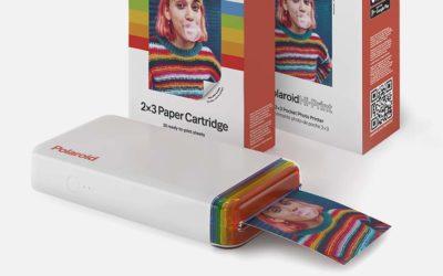 Polaroid Hi-Print, la stampante tascabile per il tuo smartphone