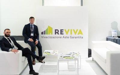 REVIVA, startup milanese, punta ad arrivare a 40 persone entro il 2022