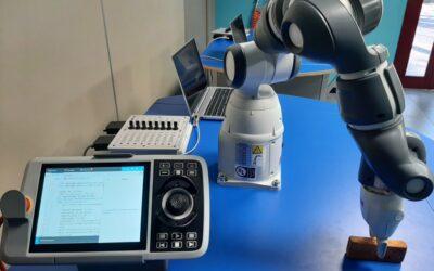 ROBO LAB, nasce a Monza il primo laboratorio in Italia con robot collaborativi. Aperto agli studenti e ai docenti dal 10 marzo