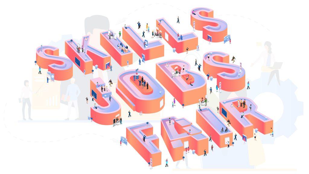 SkillsJobs Fair, la prima Fiera Virtuale del Lavoro aperta tutto l'anno