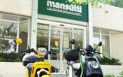 Strategie di mobilità per rilanciare l'economia, Mansutti Spa sceglie GaiaGo