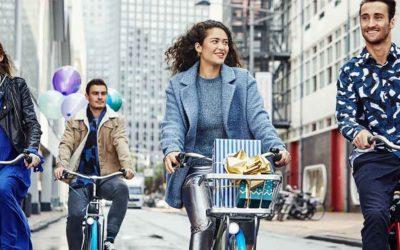 Swapfiets, in arrivo a Milano il servizio di noleggio bici a lungo termine