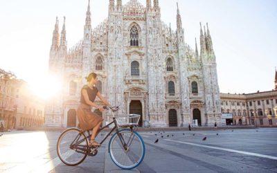 Swapfiets, il primo servizio di noleggio bici a lungo termine, apre a Milano