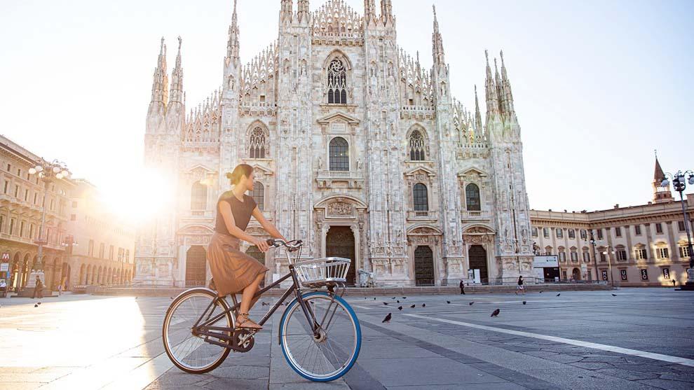 Swapfiets Milano