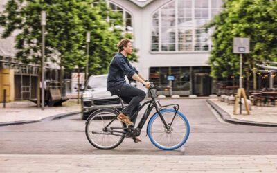 Swapfiets, servizio di noleggio bici a lungo termine, introduce le e-bike anche in Italia