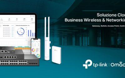 TP-Link Omada SDN, connessioni Wi-Fi veloci e affidabili per le PMI