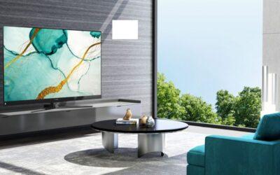 Tv Hisense con impianto JBL per un audio potente e immersivo
