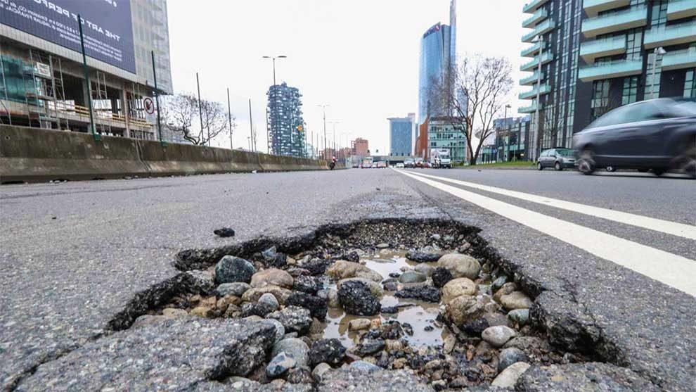 Viabilità a Milano e lavori pubblici