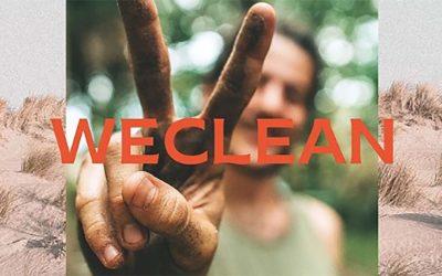 Nasce WeClean, la realtà Non-Profit per ripulire e contrastare l'abbandono di rifiuti