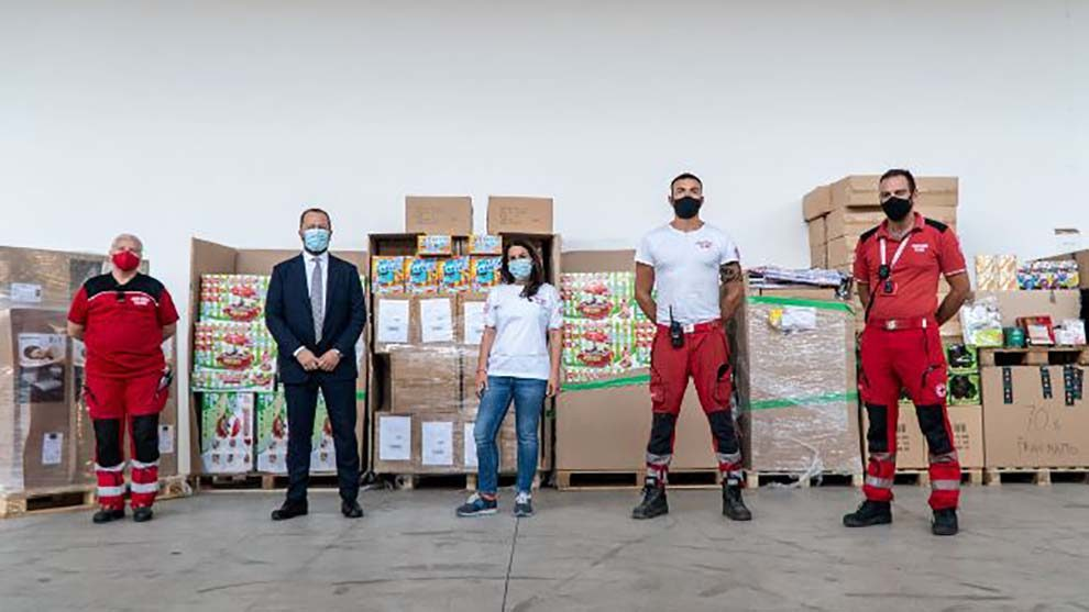 amazon donazione croce rossa italiana