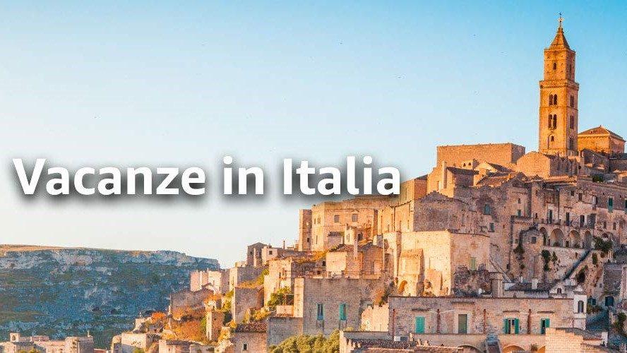 amazon vacanze in italia