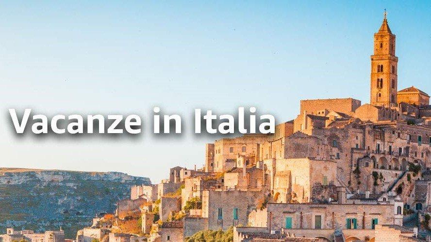 Amazon presenta #VacanzeInItalia, eccellenze del Made in Italy