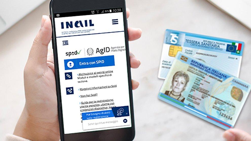 Nuova App Inail, messaggistica istantanea e comunicazioni personalizzate a supporto dei cittadini