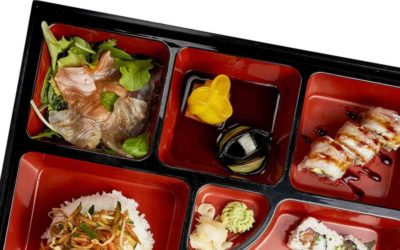 Fooding, Business Lunch con Sushi a Milano? C'è il Bento
