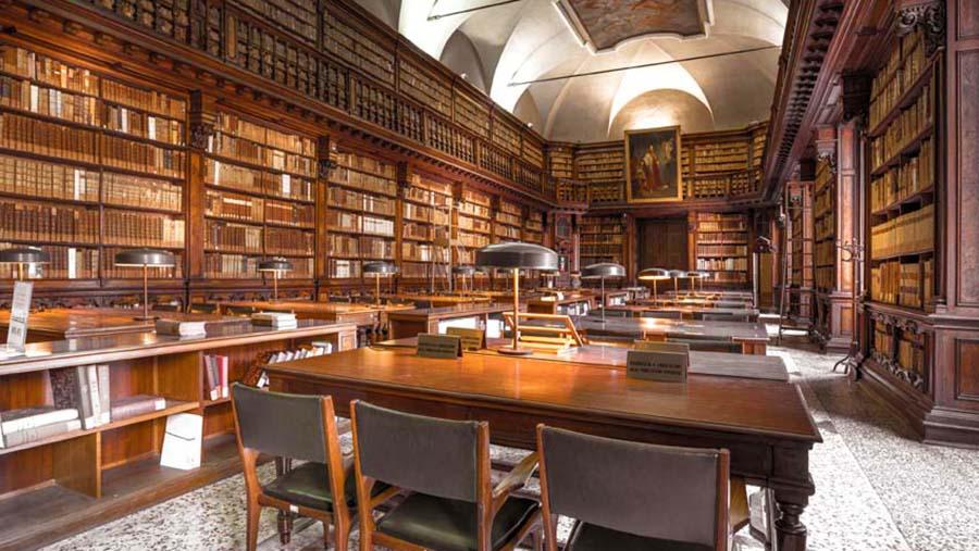 Biblioteca nazionale Braidense, un 2020 di eventi e di sponsor