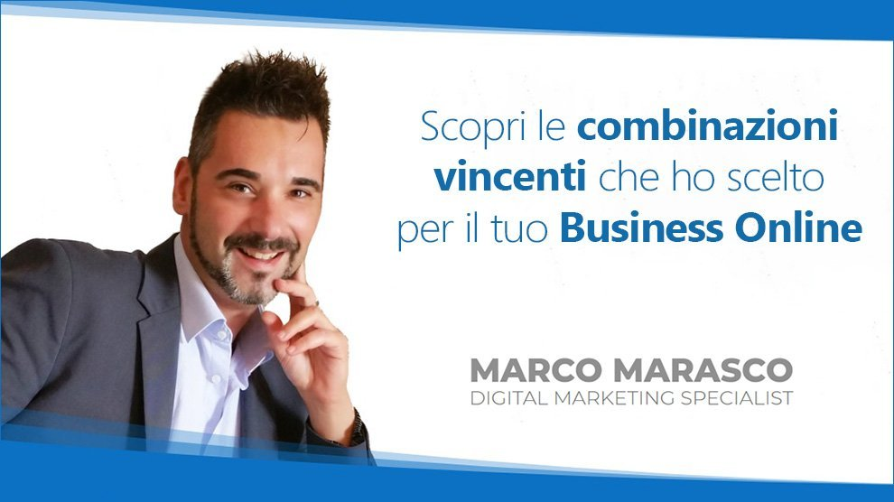 business online marco marasco