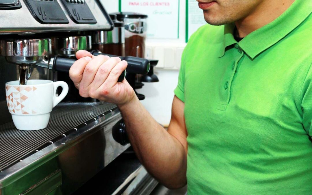 caffè al banco