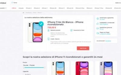 Arriva in Italia Certideal, la start-up degli smartphone ricondizionati, certificati e garantiti