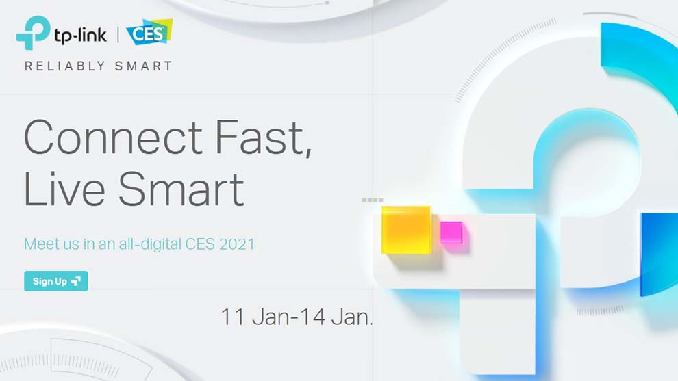 CES 2021, TP-Link presenta nuove soluzioni networking a banda larga ultraveloce