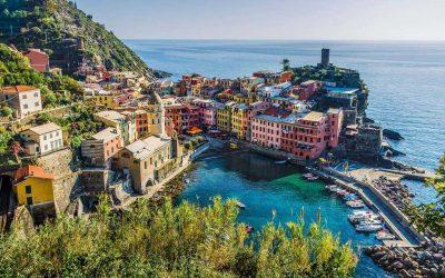 Le meravigliose Cinque Terre! Dal 1997 inserite fra i luoghi patrimoni dell'Unesco