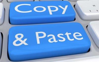Copioni di contenuti online, come evitare danneggiamenti al proprio blog