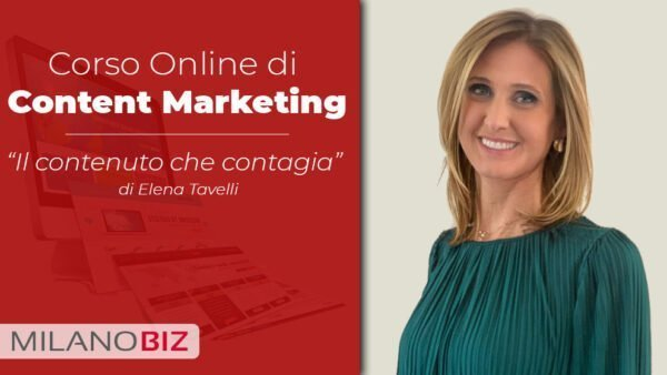 corso di content marketing