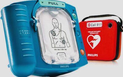 Defibrillatore, come funziona e l'importanza della sua batteria