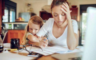 Didattica a distanza: il 65% delle mamme-lavoratrici non la ritiene conciliabile con il lavoro