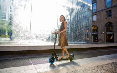 Micromobilità sicura e città più green: Swapfiets introduce a Milano i monopattini elettrici e-Kick